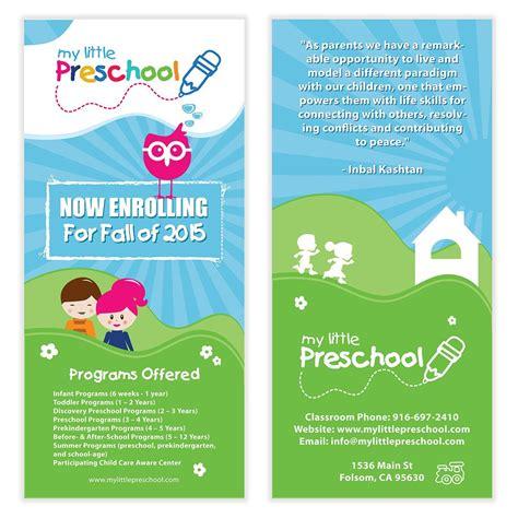 preschool flyer template 06 playtots ad 871 | d25acbb7a9c40a1aa643b5959b83a6ca