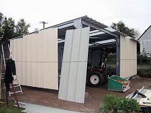 Mezzanine Metallique En Kit : batiment agricole en kit ~ Premium-room.com Idées de Décoration