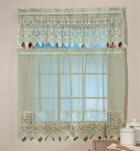 walterdrake macrame kitchen curtains