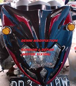 Denni Modification  Alat Variasi   Kondom Lampu Depan