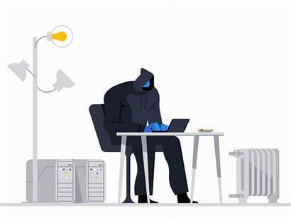 Internet Safety Web Dark Dribbble Safe Hacker