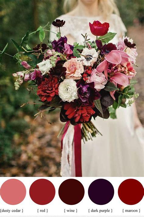 wedding quotes dark purple  shades  red autumn
