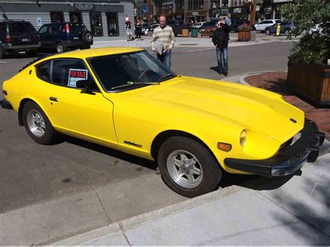 Datsun Car For Sale by 1976 Datsun 280z For Sale Classiccars Cc 891709