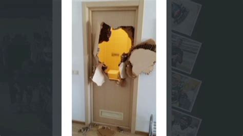 trapped  sochi bathroom bobsledder johnny quinn breaks