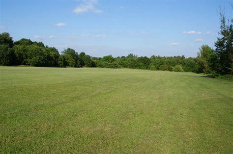 A large mown grassy area © Bill Boaden cc-by-sa/2.0 ...