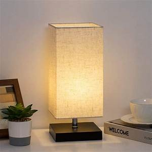 Bedside, Table, Lamp