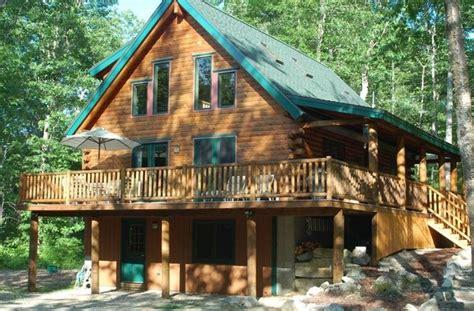 log cabin rentals nh moultonborough vacation rental vrbo 207152 3 br lake