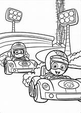 Bubble Guppies Coloring Pages Printable Print Colors Bright Para Desenhos Birthday Pintar Cartoon Coloring2print Fun sketch template