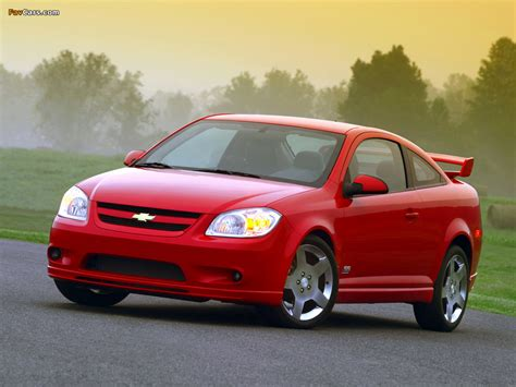 Chevrolet Cobalt Ss Supercharged Coupe 200507 Images