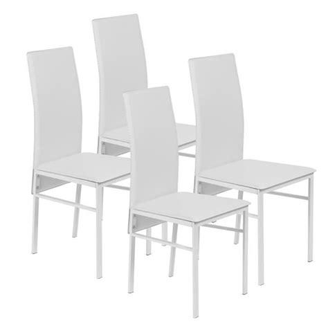 lot de 4 chaises pas cher chaises capitonnees pas cher 28 images fauteuil