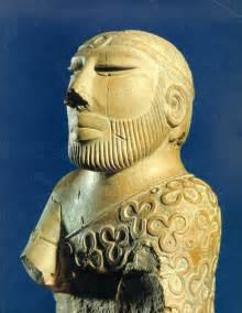Image result for images of harappan priest king statue
