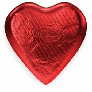 Pink Lady Milk Chocolate Heart