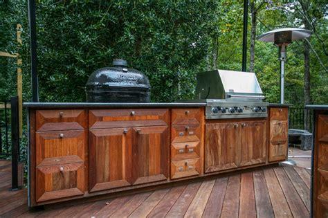 Outdoor Kitchen  Modern  Kitchen  Atlanta  By Cabinets