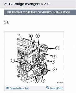 Serpentine Belt Installation And Routing   How To Put One