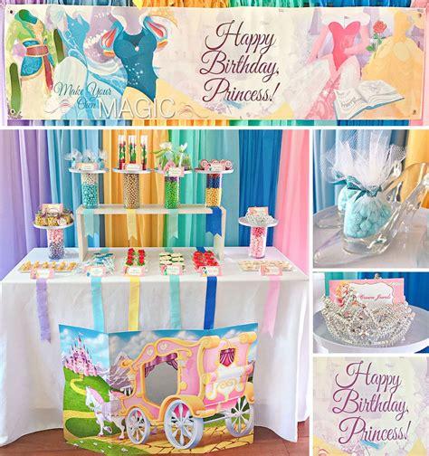 disney princess party ideas girls party ideas