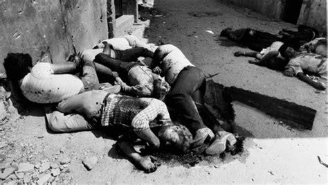 noam chomsky sabra shatila massacre  forced sharons ouster recalls worst  jewish