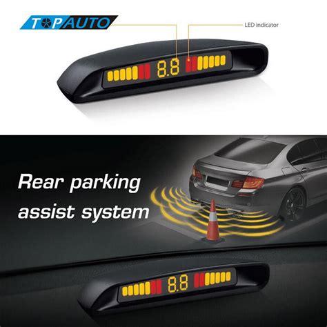 led car parking sensors kit original ebat  parking