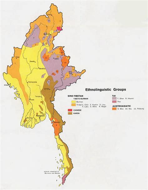 burma myanmar maps