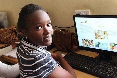 kenyan girls     tech job track