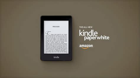kindle paperwhite released  fact sheet