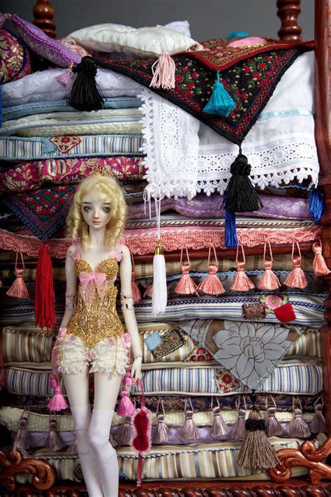 princess   pea enchanted doll