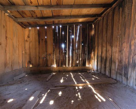 interior   rustic  wooden barn stock photo image