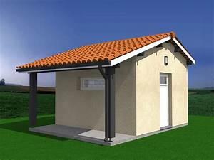 emejing maison de jardin en parpaing ideas design trends With plan maison r 1 gratuit 14 brise vue bois abris jardin en parpaings
