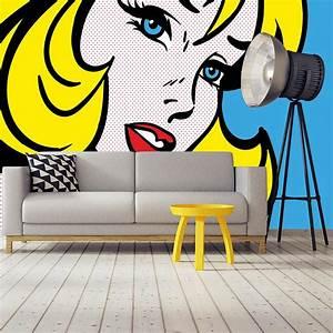 Retro Wallpapers & Pop Art Splashbacks!
