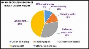 Marine Pollution Sources Percentage By Debris Weight  Data