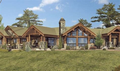 story log home plans cumberland homes cabins house