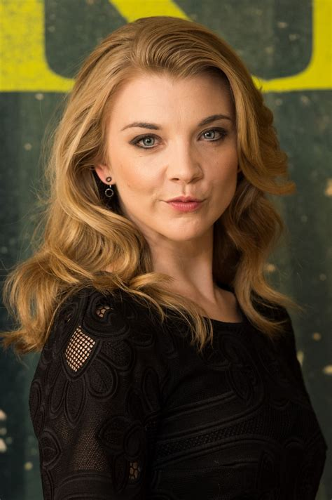 Natlie Dormer by Natalie Dormer At Photocall For The Forest At Soho Hotel
