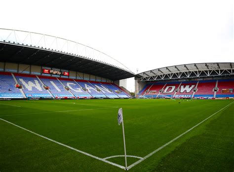 Administrators optimistic Wigan will begin League One ...