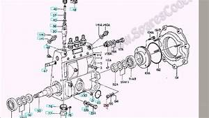 101046-8160  9410610011  Fuel Injection Pump Zexel