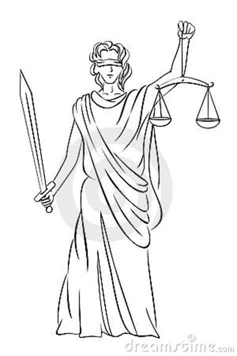 Lady Justice Stock Photos - Image: 3588693