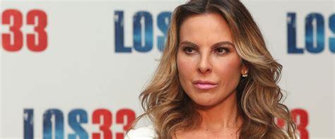 actress kate del castillo mexican actress kate del castillo under investigation for