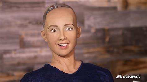 Hanson Robotics Android Says 'i Will Destroy Humans' While