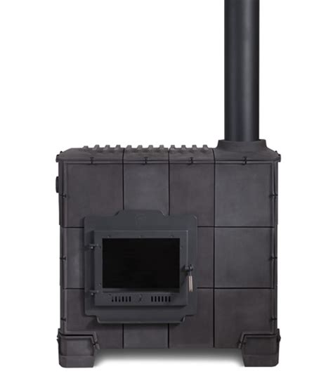tile stove project by hoff modern home decor