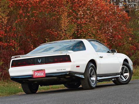 Pontiac Firebird Trans Am 1983–85 pictures (1024x768)