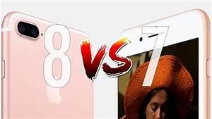 Iphone 7 Comparatif : iphone 8 8 plus vs iphone 7 7 plus le comparatif youtube ~ Medecine-chirurgie-esthetiques.com Avis de Voitures