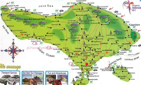 bali map indonesia malaysia brunei