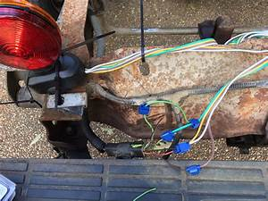 1994 Ranger  Brake Light  Turn Signal Wiring