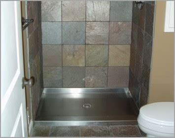 can you tile plastic shower pan 187 modern looks custom