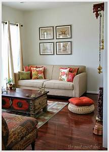 17 best ideas about indian home interior on pinterest With indian inspired living room design