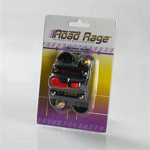 12v Car Auto Boat Audio Fuse High Power 200 Amp Manual