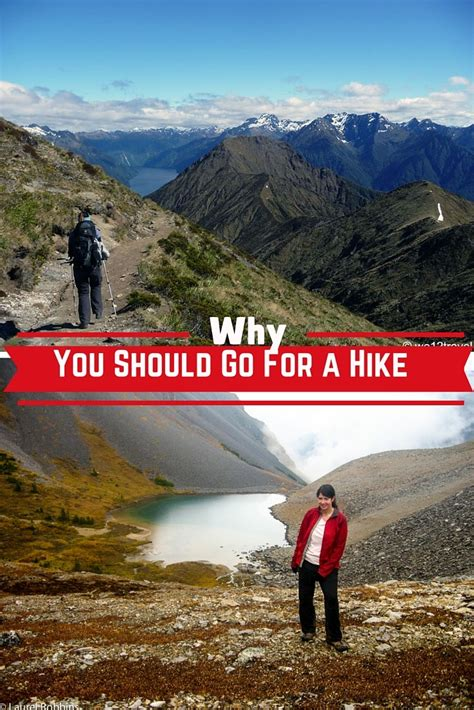 Why You Should Go For A Hike Roarloud