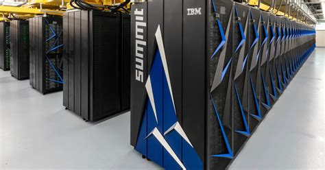 ibm supercomputer summit computer fastest digital computing trends department energy