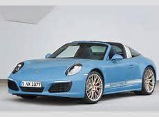 Porsche Exclusive geeft 911 Targa retrotouch AutoWeeknl