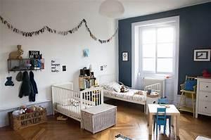 Chambre Garcon 2 Ans : deco chambre 2 garcons ~ Teatrodelosmanantiales.com Idées de Décoration
