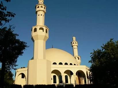 Mosque Brazil Masjid Rio Mosques Janeiro Architecture