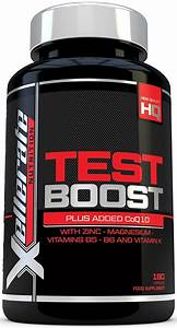 Xellerate Nutrition Test Boost For Men Review  U2013 Supplement Reviews Uk
